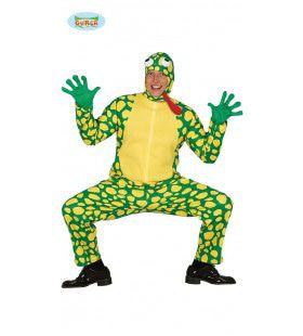 Jumpy Kikker Kostuum
