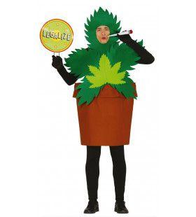 Marihuana Plant Weed Kostuum