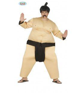 Sambo Sumo Worstel Man Kostuum