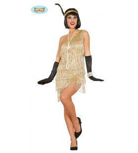 Tiptop Chicago Jaren 20 Vrouw Kostuum