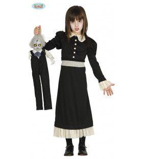 Afschrikwekkende Kleine Meisje Kostuum