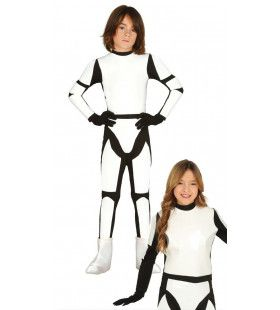 Space Soldaat Kostuum