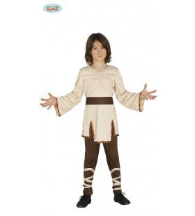 Wijze Galacische Jedi Ridder Jongen Kostuum