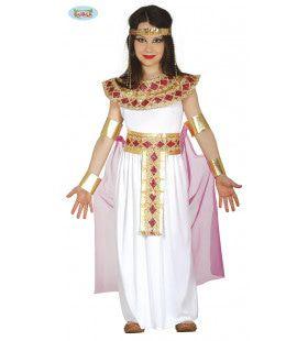 Mysterieuze Egyptische Farao Meisje Kostuum
