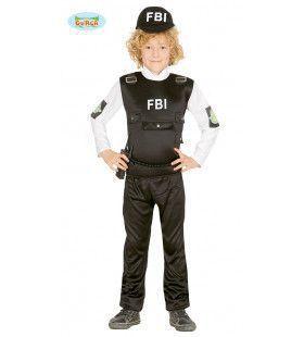 Criminal Minds Fbi Agent Kostuum