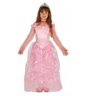 Suikerzoete Prinses Meisje Kostuum