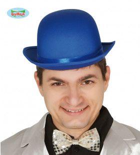 Bolhoed Theater Clown Blauw