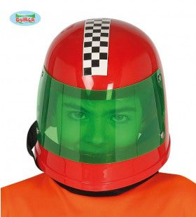 Helm Formule 1 Monza Rood