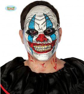 Masker Horror Clown Brede Wrede Grijns