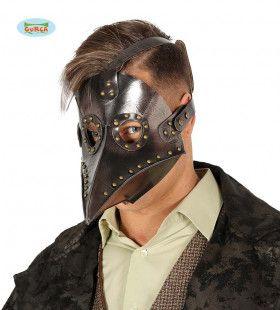 Masker Pest Dokter Pinguin