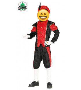 Roetveeg Piet Rood Kind Kostuum