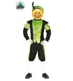 Roetveeg Piet Groen Kind Kostuum