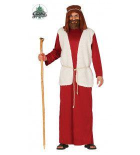 Herder Uit De Kerststal Man Kostuum