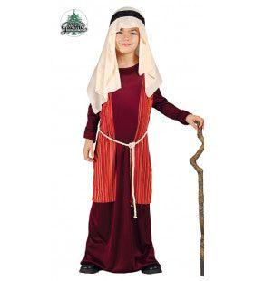 Herder Uit Jeruzalem Rood Jongen Kostuum