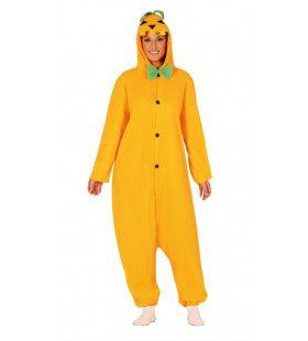 Halloween Pompoen Onesie Kostuum