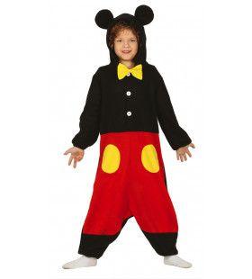 Mickey De IJverige Muis Jongen Kostuum