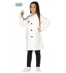 Zaal Dokter Hospitaal Doktersjas Meisje
