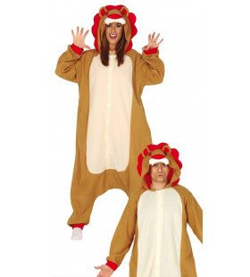 Lekker Lui Leeuwen Kostuum