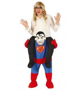 In De Macht Van Een Superheld Kostuum