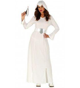 Leia De Prinses Van Het Heelal Vrouw Kostuum