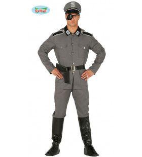 Wehrmacht Officier Tweede Wereldoorlog Man Kostuum