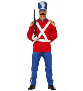 Speelgoed Soldaat Paleis Wachter Man Kostuum