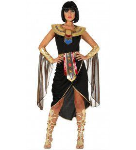 Koningin Nefertari Van Egypte Vrouw Kostuum