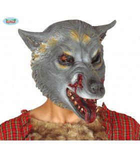Latex Masker Weerzinwekkende Weerwolf