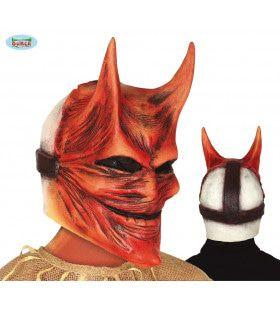 Latex Lucifer Masker Satan