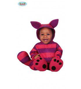 Brutale Cheshire Cat Kind Kostuum