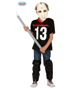 Friday The 13th American Football Jason Kind Jongen