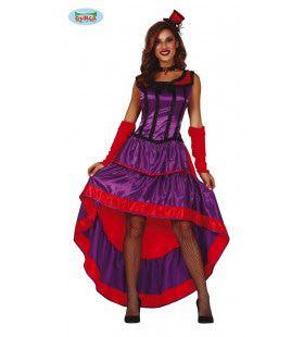 Zwierige Rokken Can Can Jaren 20 Vrouw Kostuum