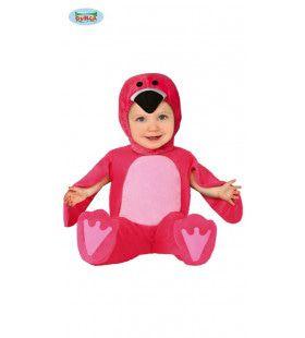 Baby Flamingo Klaar Om Uit Te Vliegen Kind Kostuum