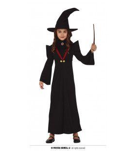 Magische Tovenaarsleerling Herma Meisje Kostuum
