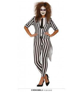 Scheidsrechter Van De Spookspelen Vrouw Kostuum