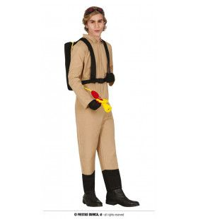 Geest Verjager Billy Man Kostuum