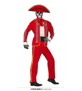 Macarena Dansende Mexicaan Man Kostuum