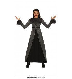 Wijze Tovenares Van Het Noorden Vrouw Kostuum