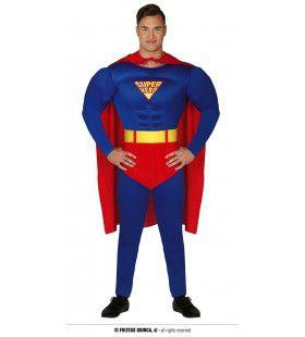 Superheld In Het Weekend Jongen Kostuum