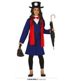Magische Kinderjuf Jaren 60 Meisje Kostuum