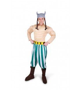 Onoverwinnelijke Gallische Krijger Man Kostuum