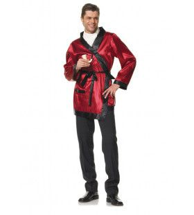 Mr Hefner Kamerjas Tweedelig Man Kostuum