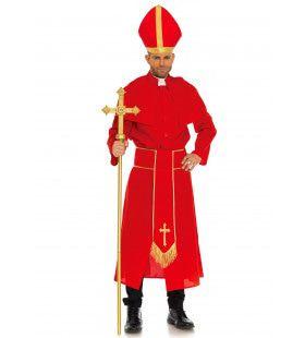 Klassiek Kardinaal Man Kostuum