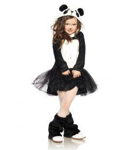 Schattig Panda Jurkje Meisjes