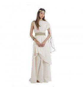 Griekse Godin Van De Liefde En De Schoonheid Aphrodite Vrouw Kostuum