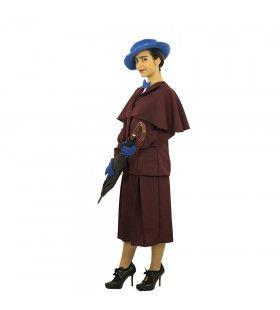 Mary Poppins Jaren 60 Film Vrouw Kostuum