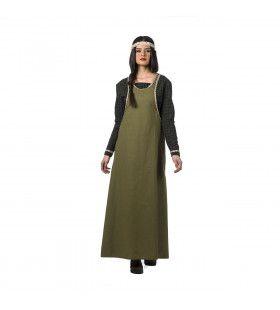 Middeleeuwse Vismarkt Vrouw Aagje Kostuum
