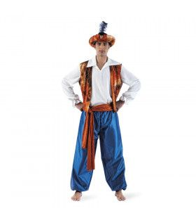 Pasha Onmetelijk Rijke Heerser Over Perzie Man Kostuum