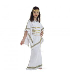 Griekse Godin Van De Overwinning Nike Meisje Kostuum