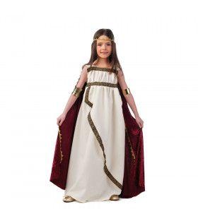 Keizerin Augusta Klassieke Oudheid Meisje Kostuum